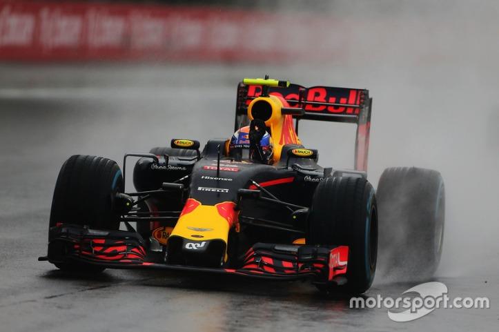 Verstappen, o piloto do dia!