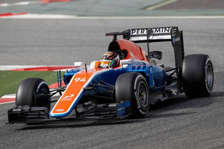 A Manor deixou a F1 por falta de grana
