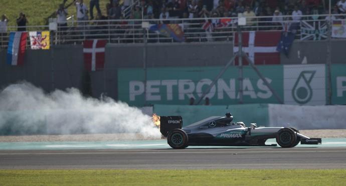 Não é isso mais que queremos ver na F1