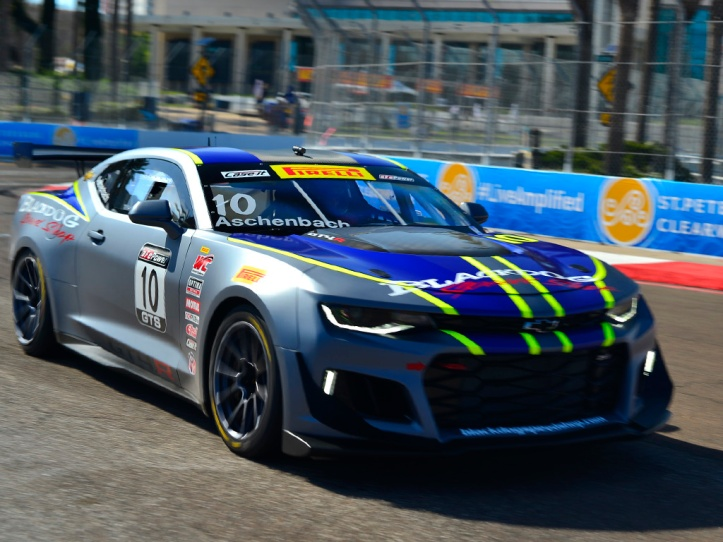 Mar 09 PIRELLI WORLD CHALLENGE AT THE GRAND PRIX of ST. PETERSBURG Brought To You By CaseIt