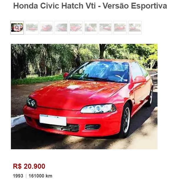 Civic VTi
