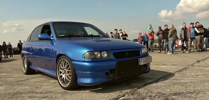 Astra F AWD Turbo