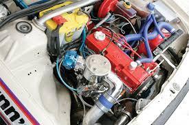 por que o motor AP aguenta turbinagem pesada?