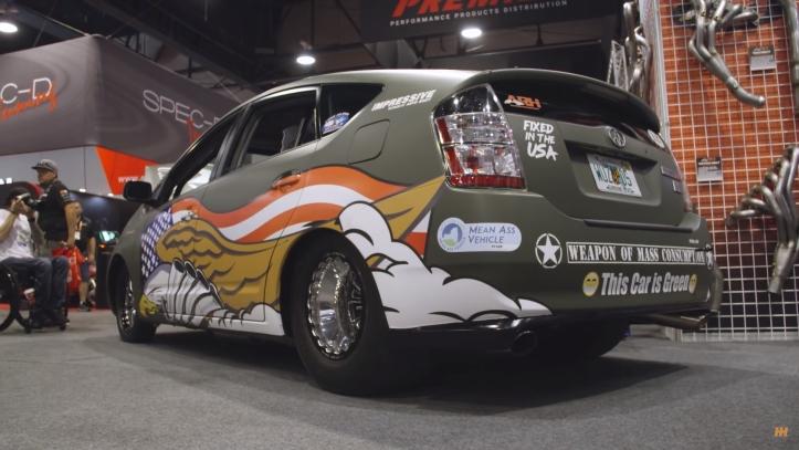 Prius V8 2